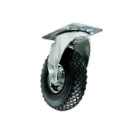 Ruote+serie+AL%2C+supporto+girevole+in+metallo